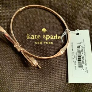 kate spade Jewelry - Kate Spade Skinny Mini bracelet
